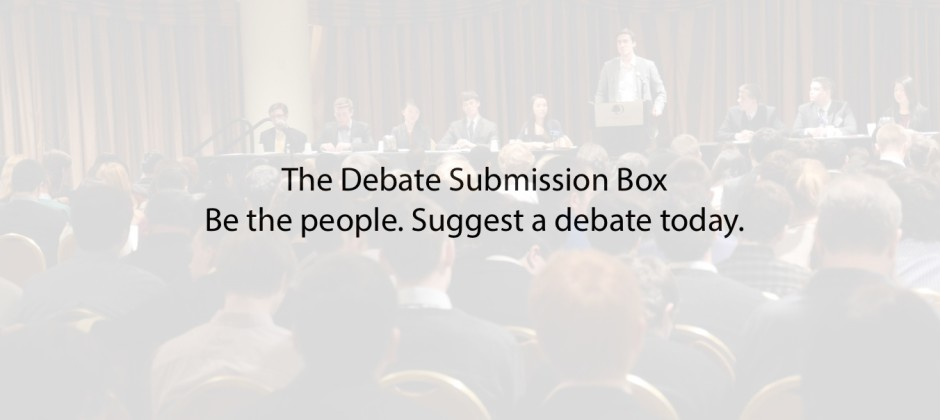 Debate Submission Box Thumbnail
